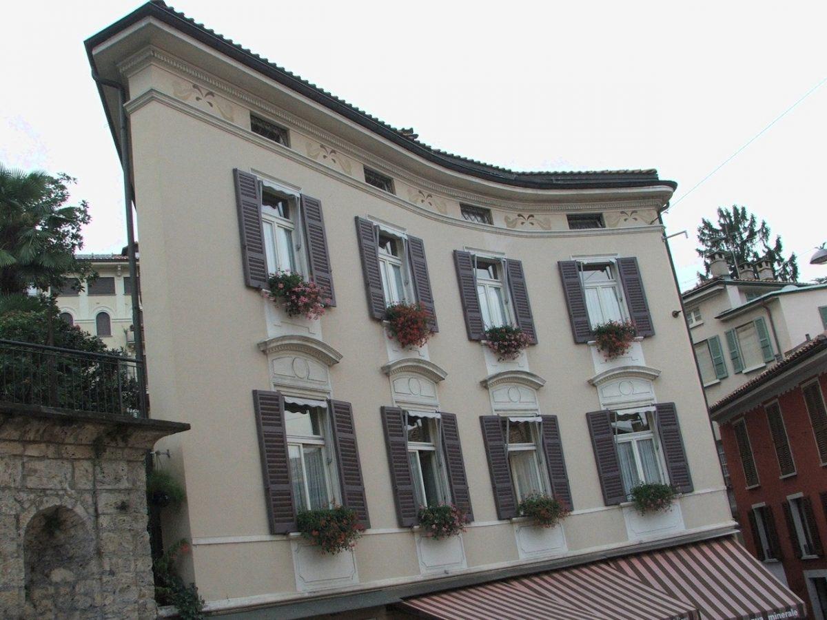 Stare budynki potrzebują odpowiedniego traktowania