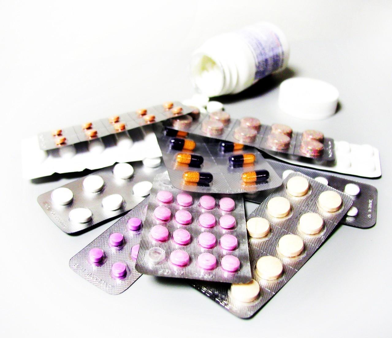 Ludzie potrzebują leków
